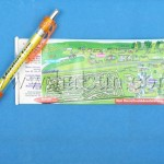 pens with pull out map