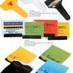 Custom Mini Ice Scrapers,Business Card Size