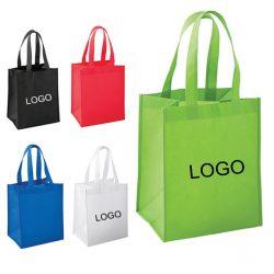 Custom logo custom size custom color non-woven bags