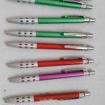 Slim Barrel Metal Clip Pens