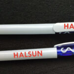 CAJA LOS ANDES Promotional Pens